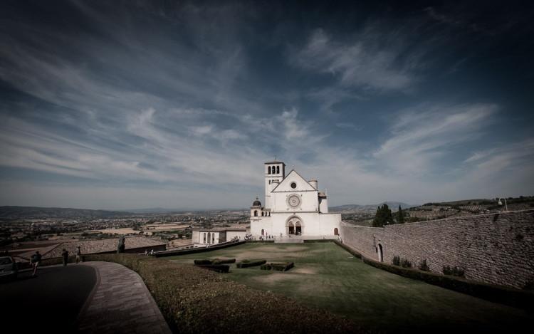 Assisi, San Francesco
