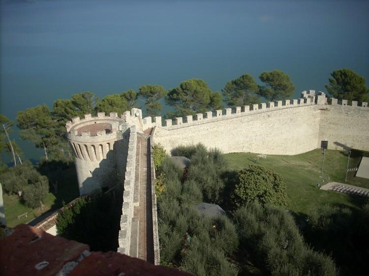 Castiglione del Lago - Rocca del Leone