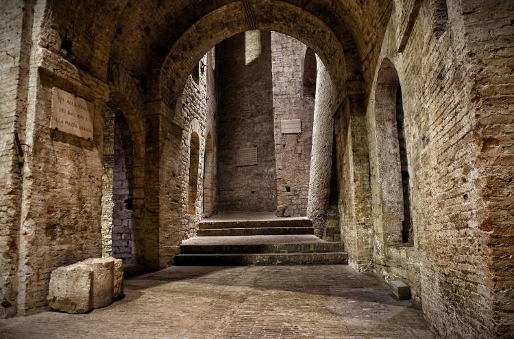 Perugia, Rocca Paolina