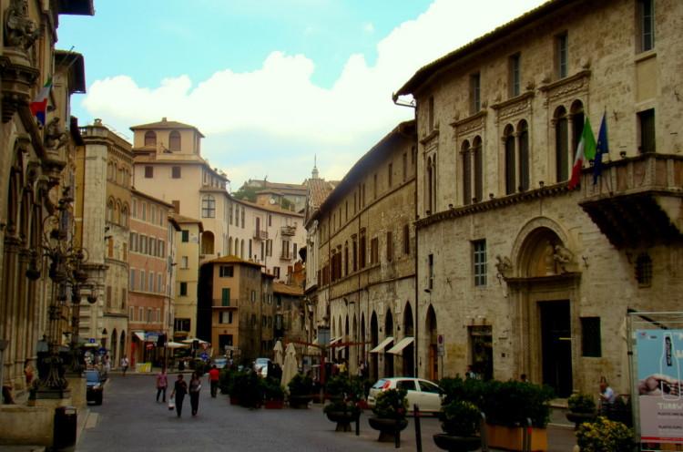 Perugia, dettagli