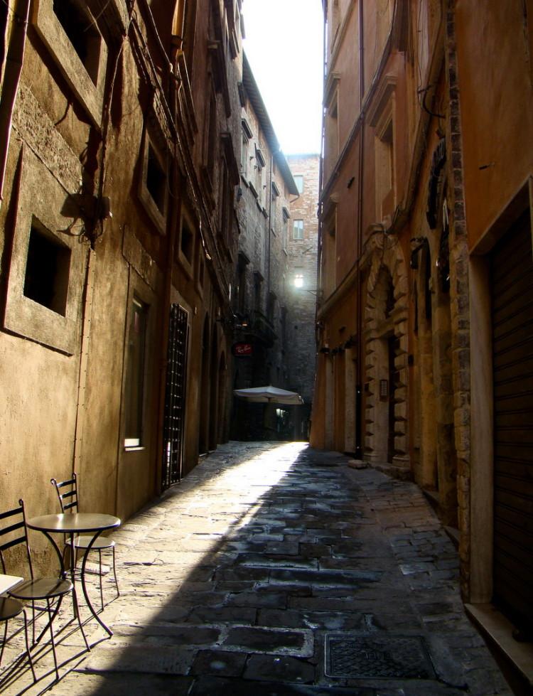 Perugia, dettaglio