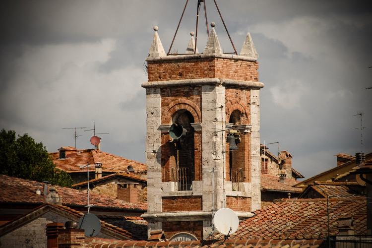 San Quirico, campanile