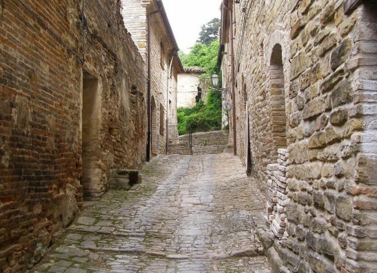San Quirico, dettaglio