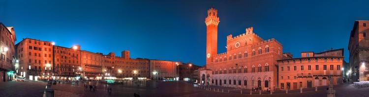 Siena, piazza